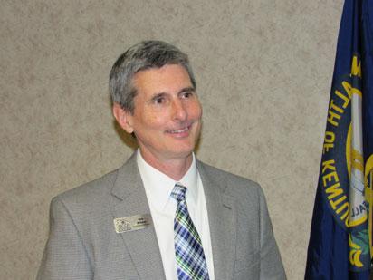 Bob Wilson, Executive Director of DCCH.
