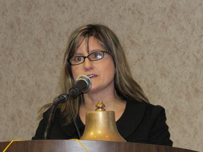 Tiffany Smith, Children's Law Center attorney