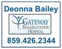 Deonne Baily - Gateway