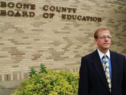 Superintendent Randy Poe