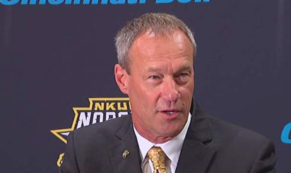 Ken Bothof, Athletic Director at Northern Kentucky University