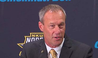 Ken Bothof, Athletic Director at Northern Kentucky University