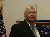 Rod Bell, area chair for Employer Support of the Guard and Reserve (ESGR),